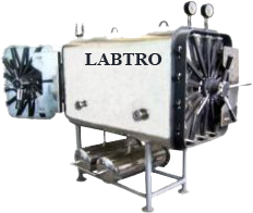 Horizonta-autoclave-double-door