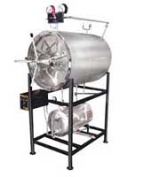 cylindrical-autoclave